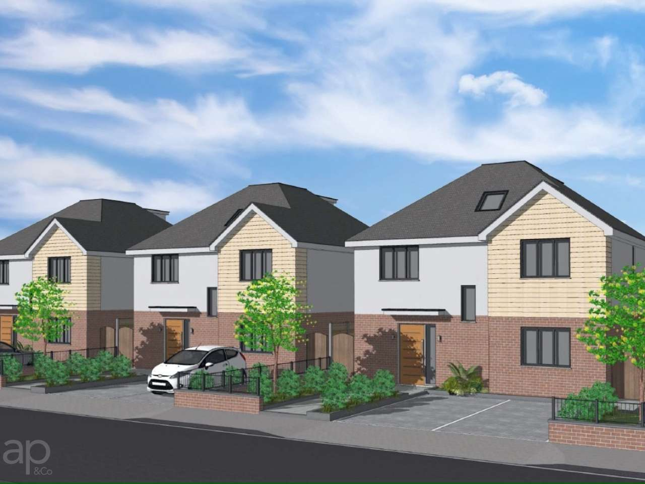 Plot 1  Green Drift, Royston SG8 5DB
